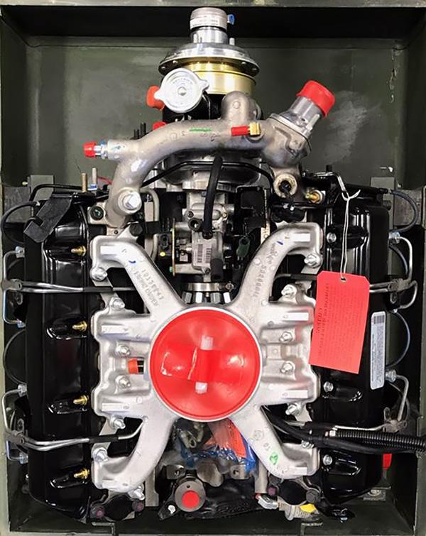hummer engine parts